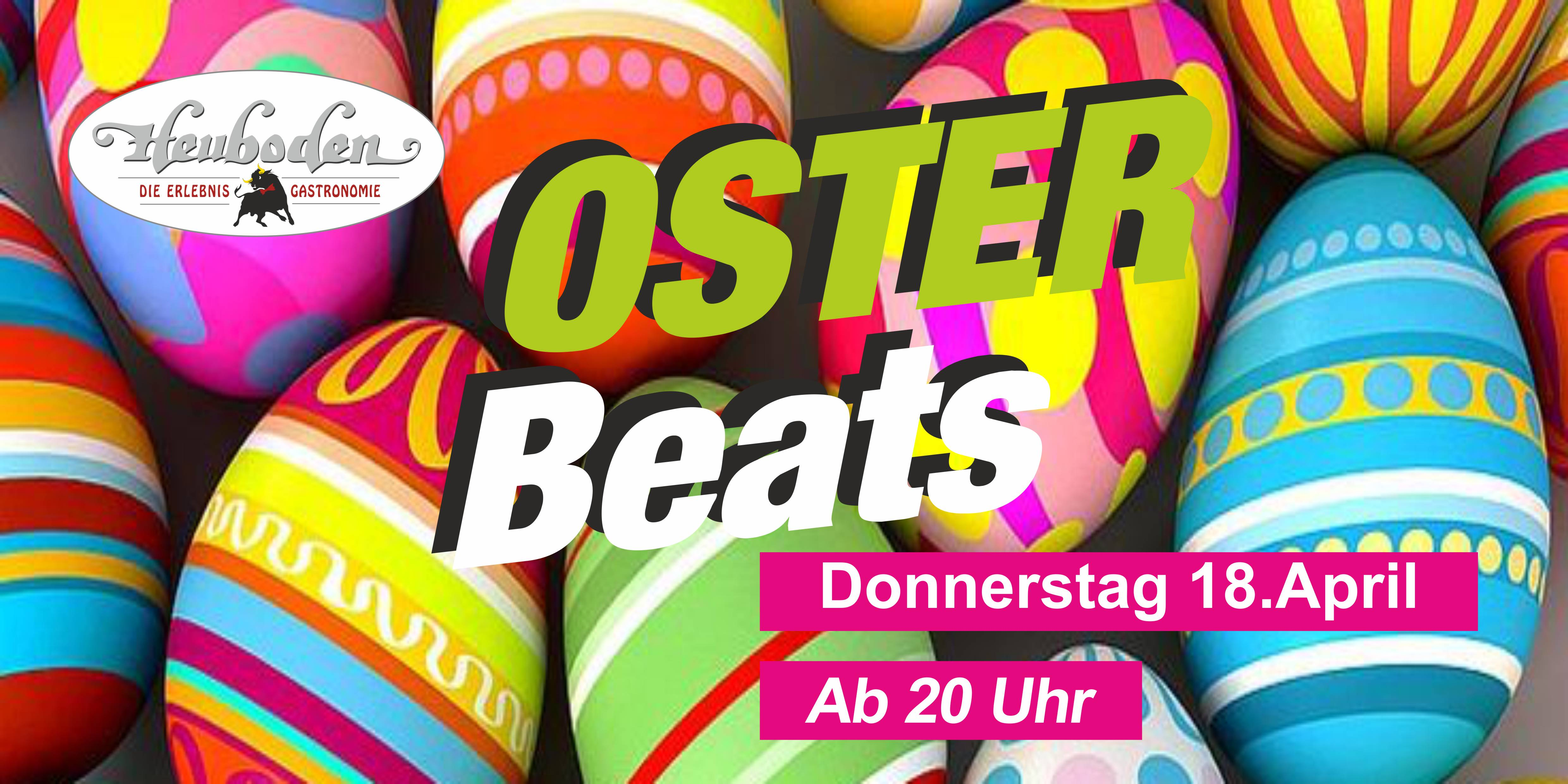 Homepage Oster Beats 2019
