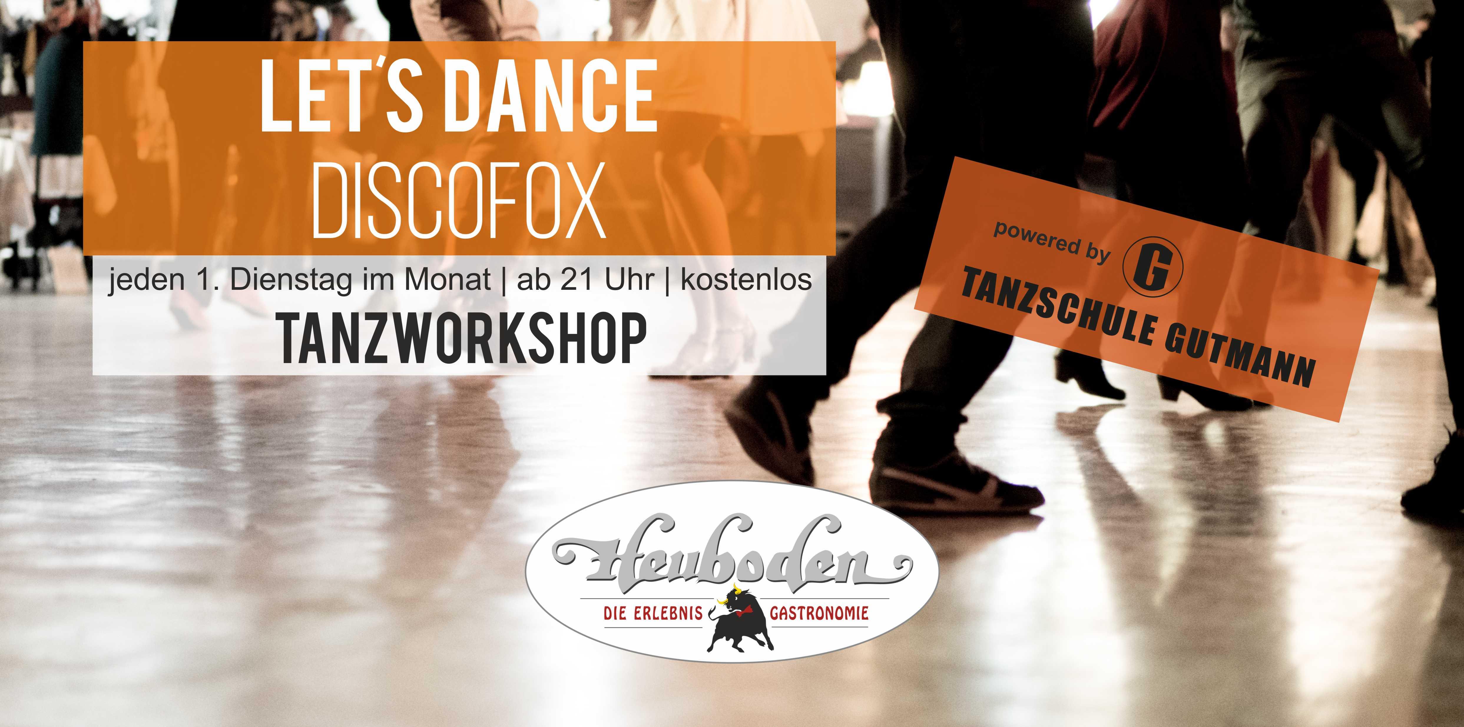 Homepage Tanz Workshop Gutmann