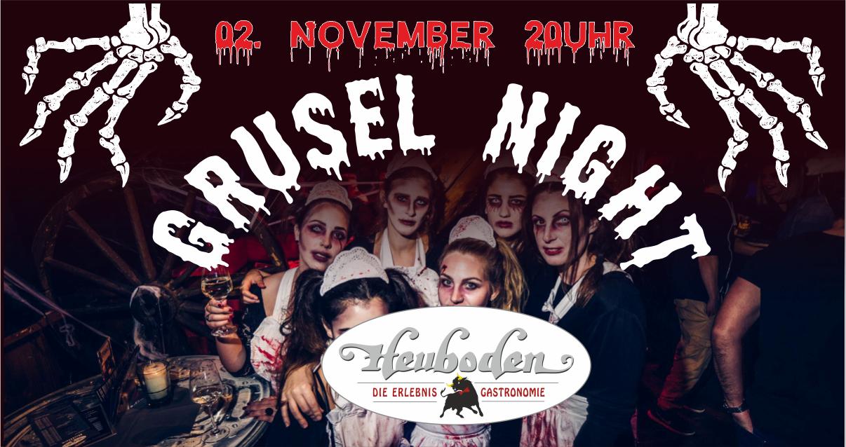 Web Grusel Night 2019 2