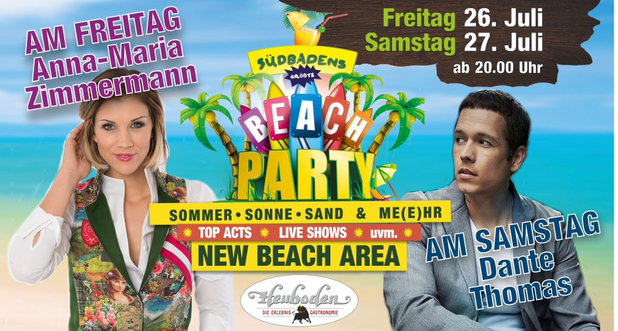 beachparty 2019